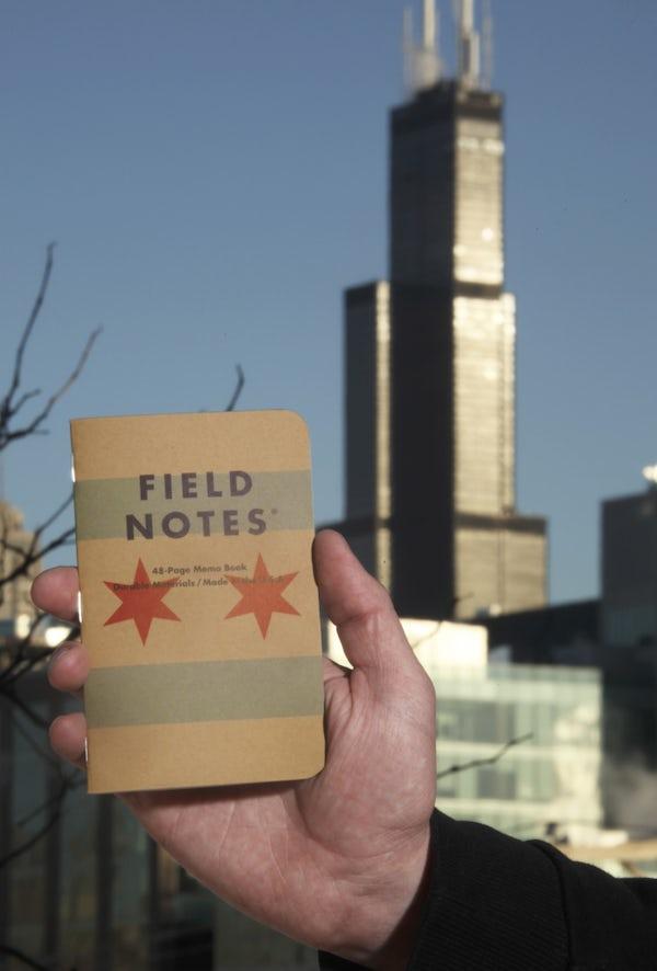 Fn28 Chicago Skyline M