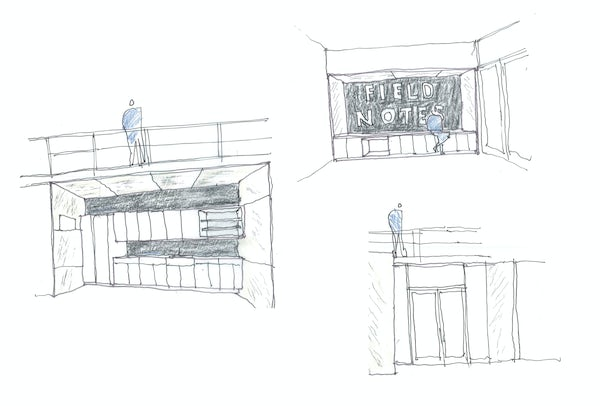 Hq Perspective Sketches