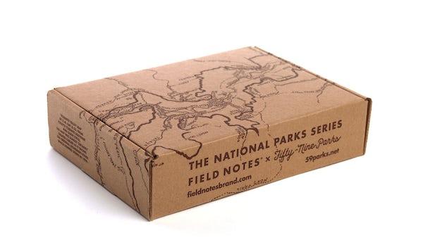 Fnc43 Parks Boxset