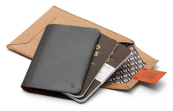 Everyday Inspiration leather notebook cover with 2-Pack of books and packaging