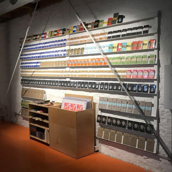 The Shop Shelves